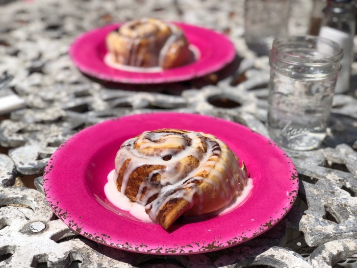 Recipes Bakery Cinnamon Rolls